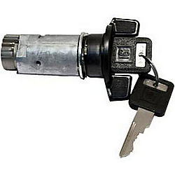 STRATTEC 701409-ISO BLACK L CAR 91 IGNITION CYLINDER