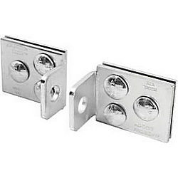 AMERICAN LOCK A535D CARDED HASP 5IN STEEL