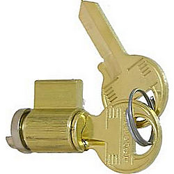 MASTER LOCK 294W1KD 4 PIN W1 CYLINDER KEYED DIFFERENT