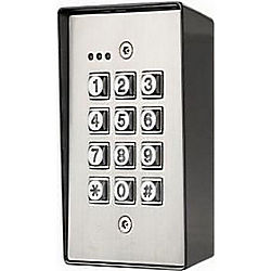 Alarm Controls Corporation ACOKP-400 WEATHER PROOF DIGITAL KEYPAD/BACK BOX