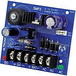 ALTRONIX SMP3 POWER SUPPLY 6/12/24VDC 2.5AMP