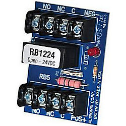 ALTRONIX RB1224 RELAY MODULE 12vDC or 24vDC DPDT
