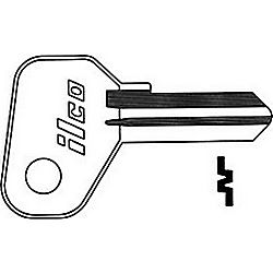 ILCO SF11-ISO FORD INTERNATIONAL KEY