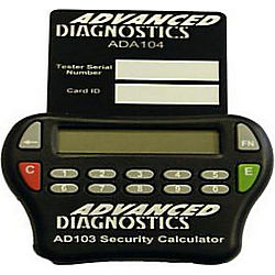 ADVANCED DIAGNOSTICS ADA103 CALCULATOR REPLACEMENT