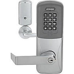 SCHLAGE CO200-MS70PRK-RHO626 LD STANDALONE MORTISE KEYPAD PROX