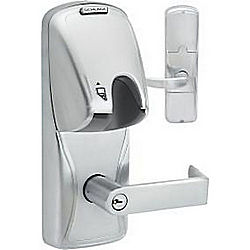 Schlage Electronic Security SCEAD200-MS70LLL-LDRHO626 LESS READER STAND ALONE MORTISE OLD