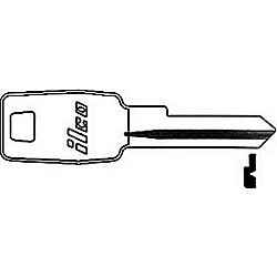 ILCO 1761LS-ISO FORD KEY