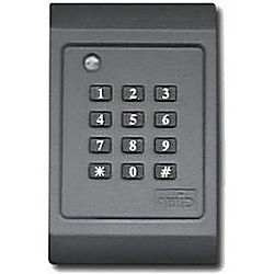 AWID KP-6840-GR-MP PROX READER W/ KEYPAD WIE/RS232