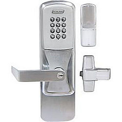 SCHLAGE AD200-993R70LLL-BDRHO626 LESS READER STAND ALONE EXIT TRIM