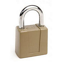 CCL 66R-KD DISC TUMBTER PADLOCK WITH TAG-KD 2 3/4