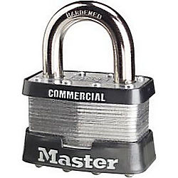 MASTER LOCK 1KALN2005 PADLOCK LONG 5-3/4IN SHACKLE IML #