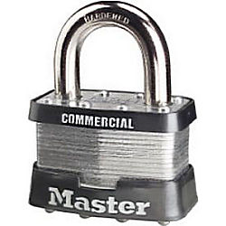 MASTER LOCK 3KALH0710 PADLOCK LONG 2IN SHACKLE