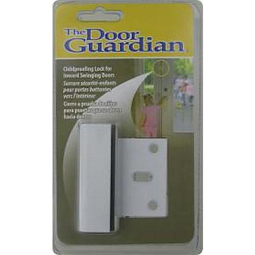 sc 1 st  Security Locking & THE DOOR GUARDIAN DG01-W THE DOOR GUARDIAN WHITE | SecurityLocking.com