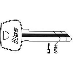 ILCO 1007LHM-ISO SARGENT KEY 270LHM