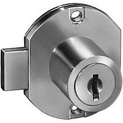 COMPX C8704-MKKD-14A DISC DOOR LOCK BOLT 15/16IN