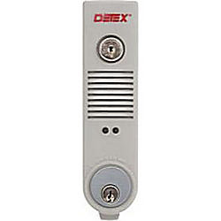 DETEX EAX500 GRAY SURFACE ALARM 9VDC BATTERY