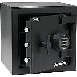 AMSEC MS1414S-ESL10XL MINI SAFE W/SLOT ESL10 LOCK 67LB