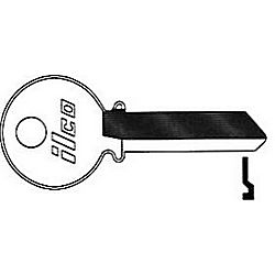 ILCO TS1-ISO WIRE-ROPE KEY WR1