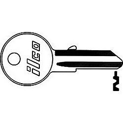 ILCO GE2-ISO PUCH-SEARS KEY
