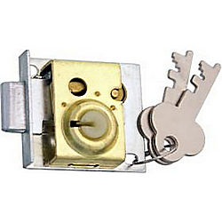 Bommer Industries BOM25389 MAIL BOX LOCK FLAT KEY