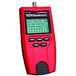 PLATINUM TOOLS T119C VDV MAPMASTER TESTER CLAMSHELL