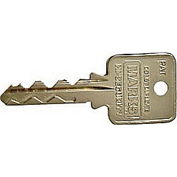MARKS HS5D001 HIGH SECURITY KEY BLANK