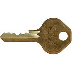 Master Lock Company llc MASK1525V659 KEY FOR 1525 LOCKS