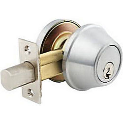 ARROW LOCK DB62-03-CSKA4 ADJ DEADBOLT DOUBLE CYL GRADE2 SCH C