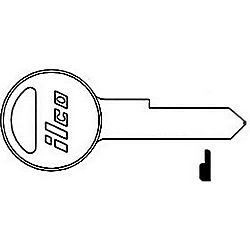 ILCO 1127F-ISO FORD KEY