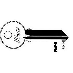 ILCO 998LH-ISO YALE KEY