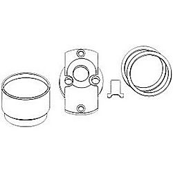 ALARM LOCK ET-YIC/26D YALE IC RIM CYLINDER ADAPTER KIT