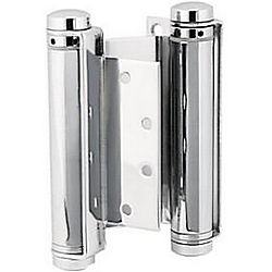 Bommer Industries BOM3029-6X45-603 DOUBLE ACTING SPRING HINGE US2G ZINC