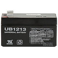 UNIVERSAL POWER UB1213 12 VOLTS 1.3 AMP BATTERY
