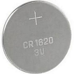UNIVERSAL POWER 88100 CR1620.TS 3V 75 mAh LITHIUM COIN CELL