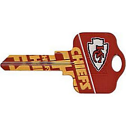 ILCO KW1-NFL-CHIEFS NFL TEAM KEY KANSAS CITY