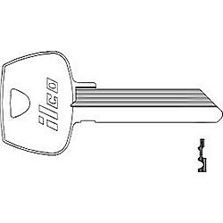 ILCO 1007LM-ISO SARGENT KEY 270LM