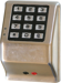Alarm Lock Systems Inc ALADK3000/26D TRILOGY WALL MOUNT KEYPAD