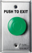 Alarm Controls Corporation ACOTS-14 PNEUMATIC 1-1/2IN DIA. GREEN PUSHBUTTON