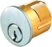 Sargent SAR42-7-112-32D-LA 0 BITTED MORTISE CYLINDER 1-1/4IN 7-PIN 0-BITTED
