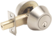 Tell Manufacturing TELDB2041US3-ISO DOUBLE CYLINDER DEADBOLT GRADE 2 ADJ BS