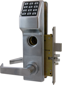 Alarm Lock Systems Inc Aladl2700dbr 26d Trilogy T2 Mortise