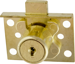 CCL Security Products CCL02065KD HALF MORTISE 7/8IN DISC DRAWER LOCK US4