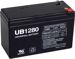 UNIVERSAL POWER UB1280 12 VOLT 8.0AH BATTERY