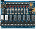 SECURITRON PDB-8F8R POWER DIST BOARD - 8 FUSED OUTPUTS 2 AM