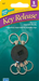 Luckyline Products LUK42701 KEY RELEASE KEY RING 1/CD