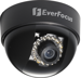 Everfocus Electronics Corp EVFED230/N-4B INTERIOR DOME D/N 4.3MM 380TVL 12VDC