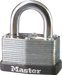 Master Lock MAS500KA203 PADLOCK BOXED KEYED ALIKE WARDED 1-3/4IN