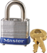 Master Lock MAS7KAP493 PADLOCK BOXED 9/16IN SHACKLE