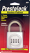 CCL Security Products CCLK2621 CARDED COMBO PADLOCK 4 DIAL 2X2 1/2