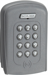 Schlage Electronic Security SCEMTK GRAY MULTI-TECHNOLOGY PROX W/ KEYPAD
